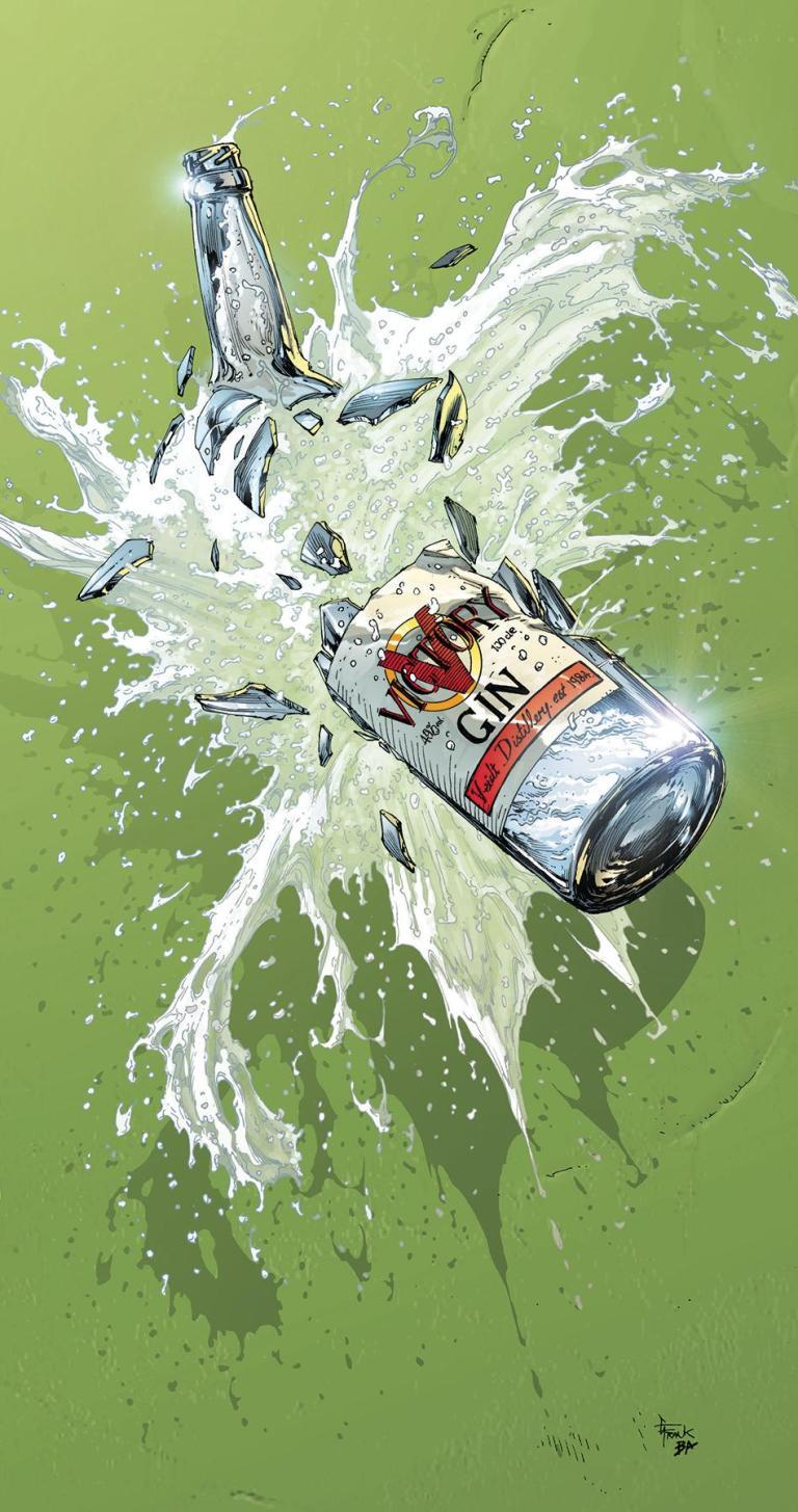 Doomsday Clock #3 (Cover A Gary Frank)
