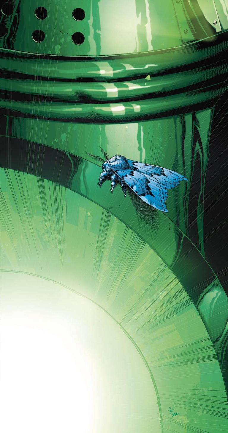 Doomsday Clock #7 (Cover A Gary Frank)