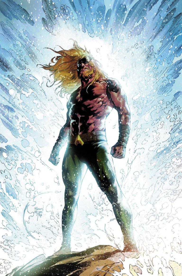 Aquaman #43 (Cover A Robson Rocha & Daniel Henriques)