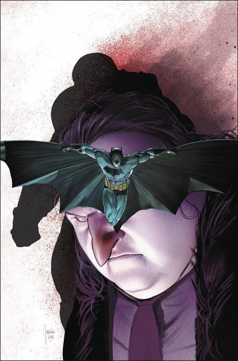 Batman #58 (Cover A Mikel Janin)