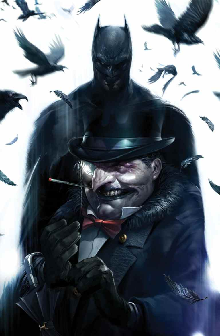 Batman #58 (Cover B Francesco Mattina)