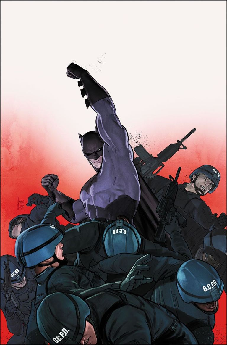 Batman #59 (Cover A Mikel Janin)