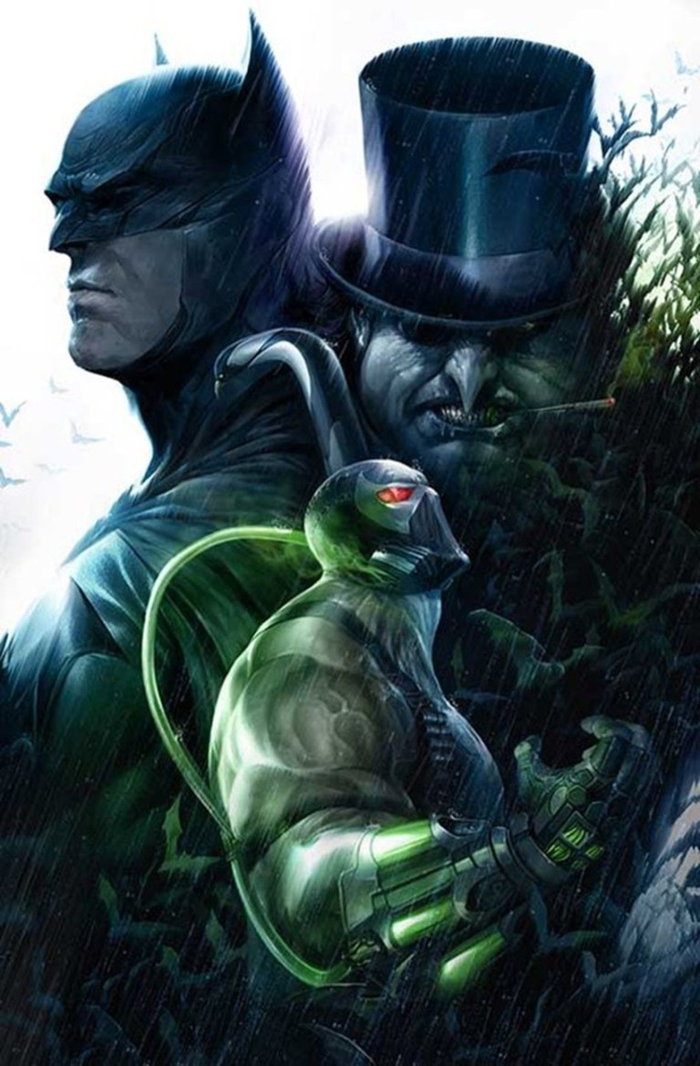 Batman #60 (Cover B Francesco Mattina)