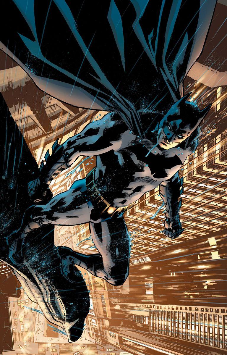 Batman Annual #3 (Bryan Hitch Cover)