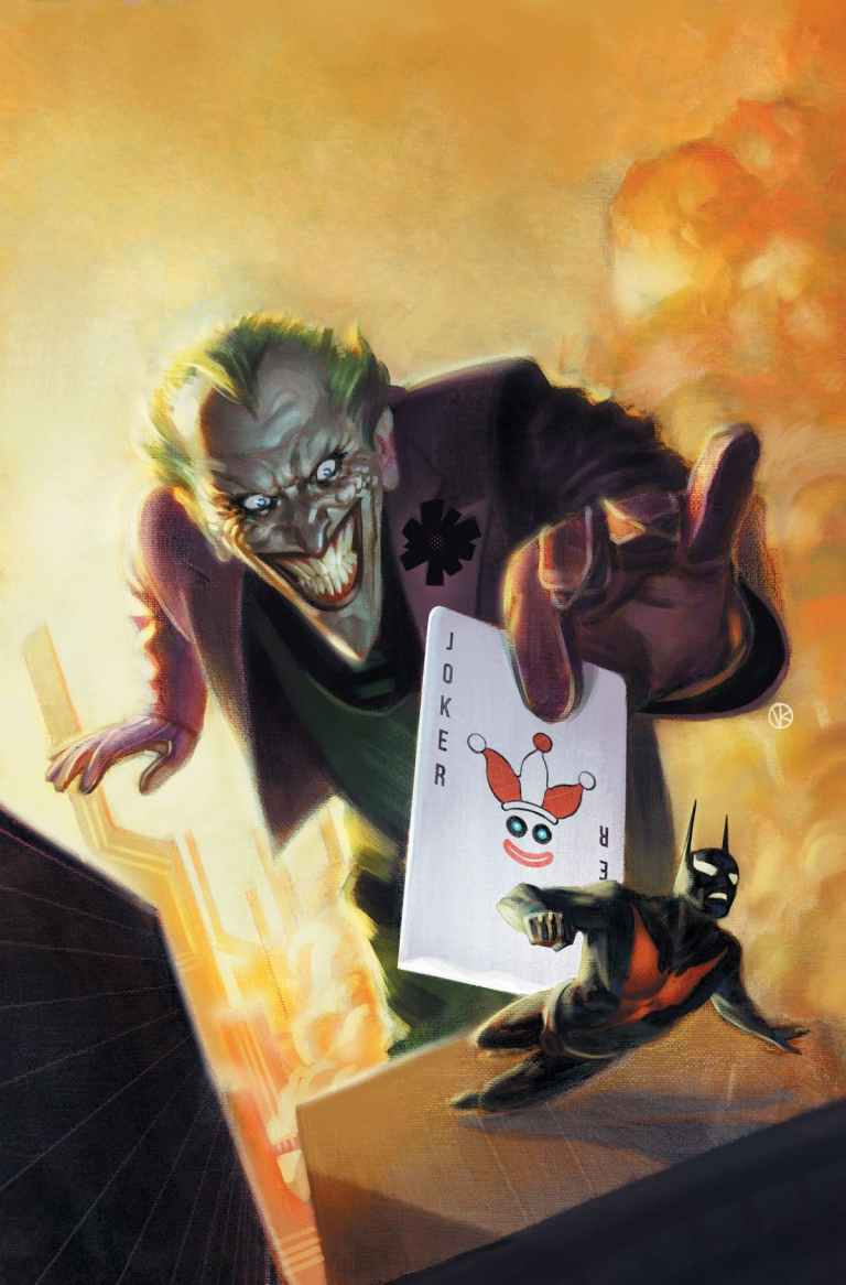 Batman Beyond #26 (Cover A Viktor Kalvachev)