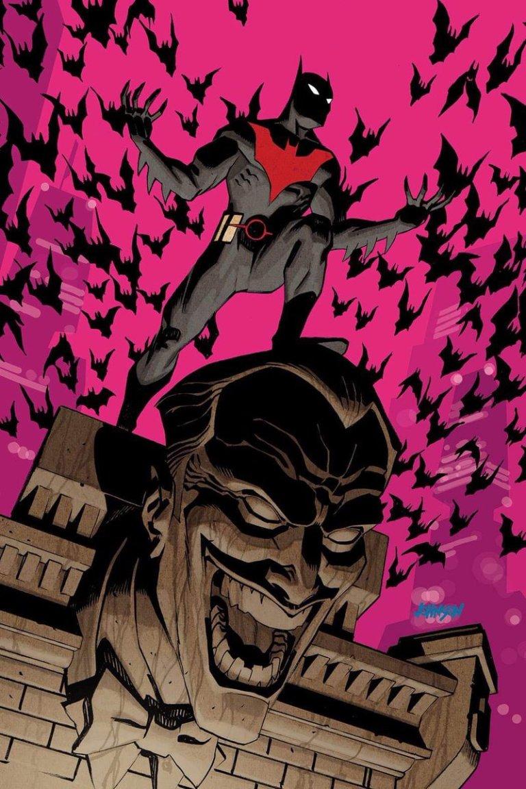 Batman Beyond #26 (Cover B Dave Johnson)