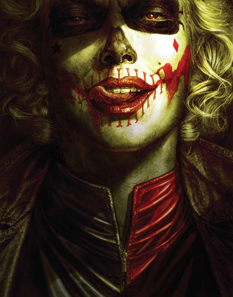 Batman Damned #2 (Cover A Lee Bermejo)