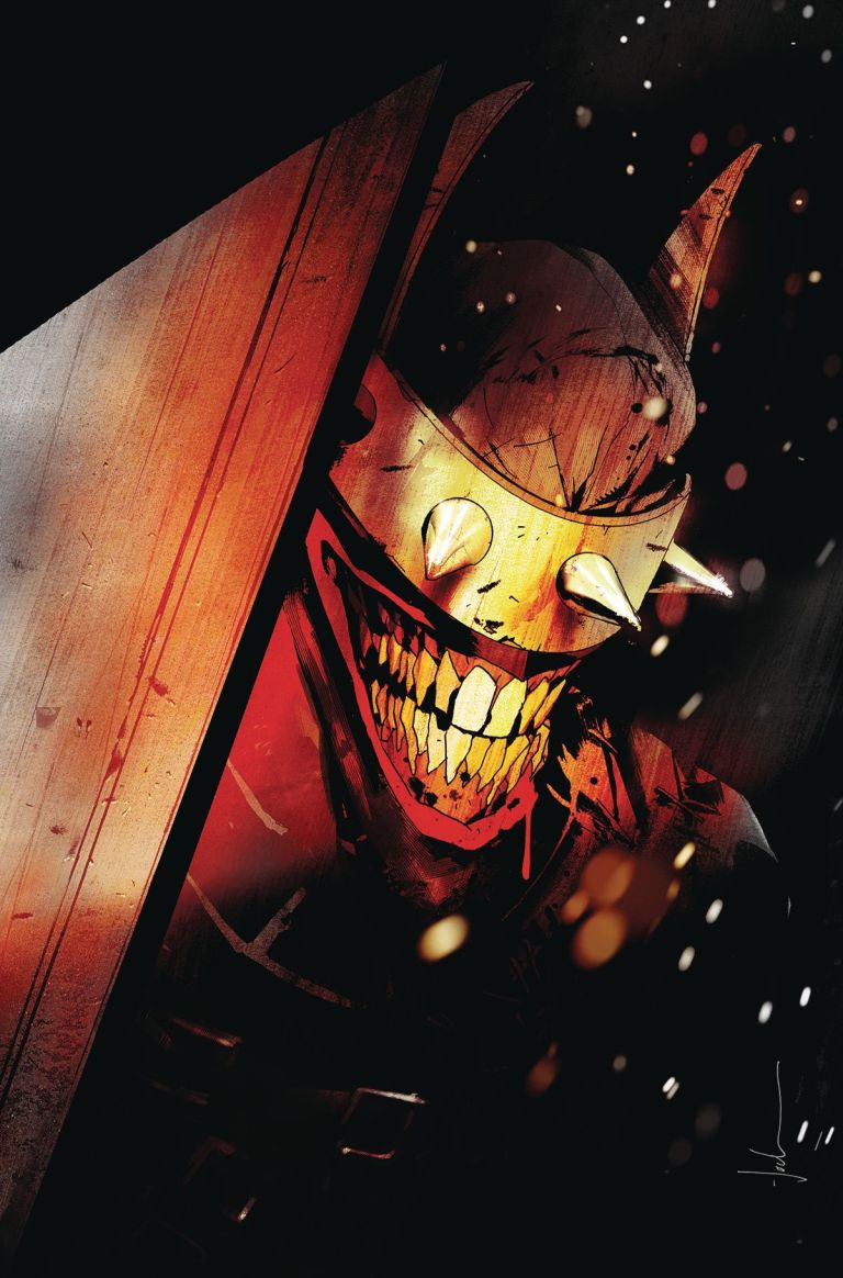 Batman Who Laughs #1 (Cover A Jock)