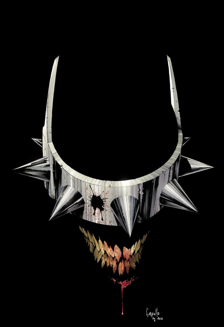 Batman Who Laughs #1 (Cover B Greg Capullo)