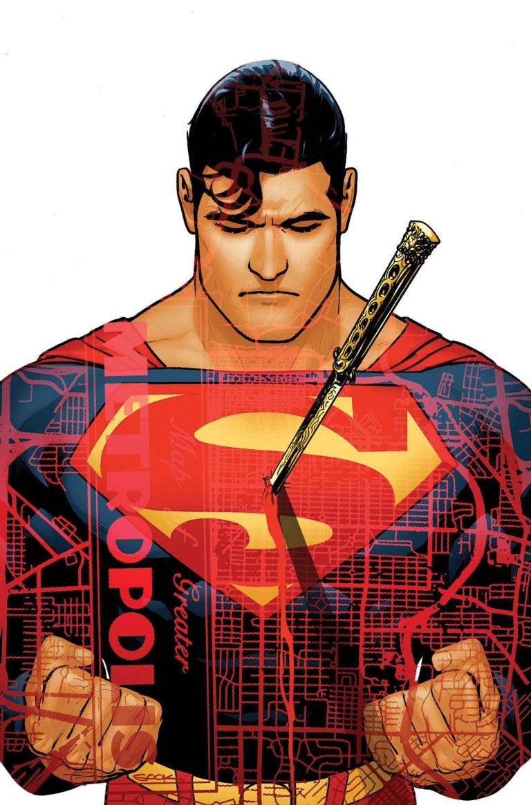 action comics #1006 (cover a ryan sook)