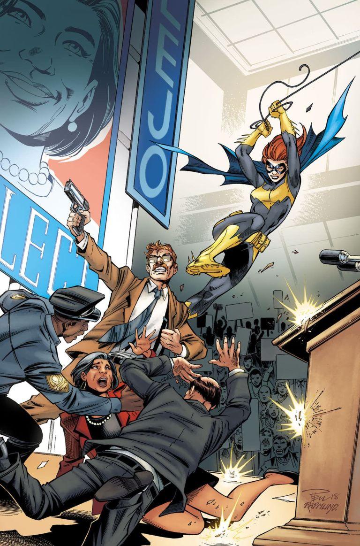 batgirl #30 (cover a paul pelletier & norm rapmund)