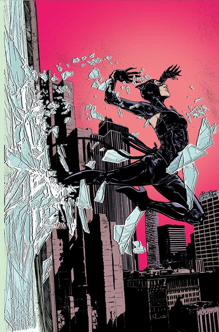 catwoman #5 (cover a joelle jones)
