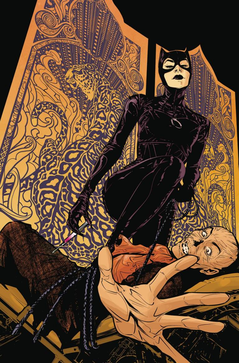 catwoman #6 (cover a joelle jones)
