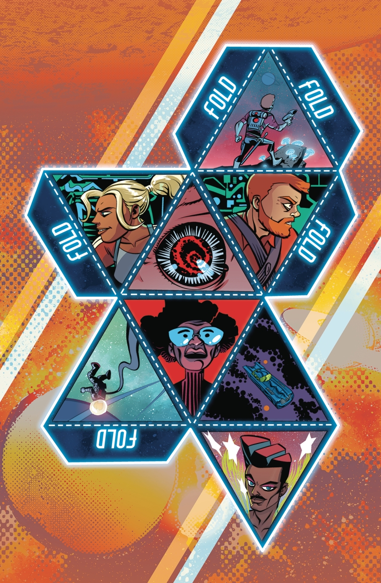cave carson has an interstellar eye #2 (michael avon oeming cover)