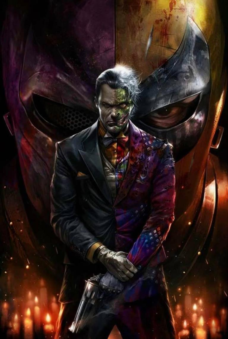 deathstroke #37 (cover b francesco mattina)