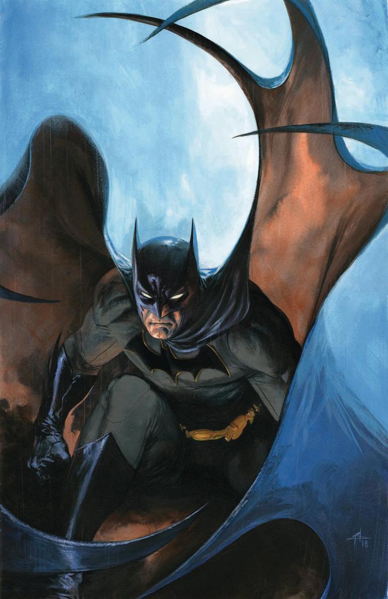 detective comics #992 (cover b gabriele dell'otto)