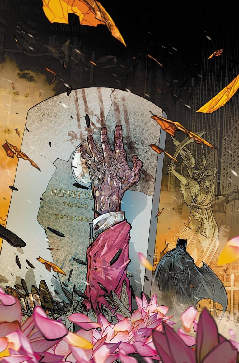 detective comics #993 (cover a carmine di giandomenico)