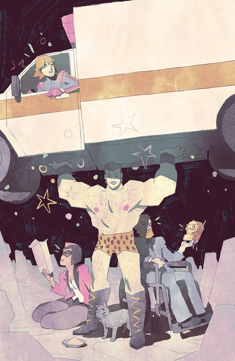 doom patrol #10 (cover b kyle smart)