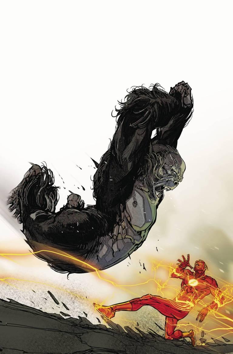 flash #39 (cover a carmine di giandomenico)