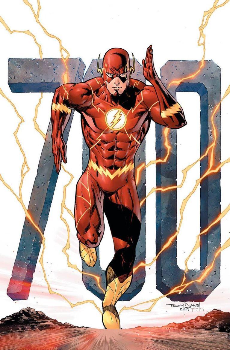 flash #39 (cover b tony s. daniel issue 700 variant)