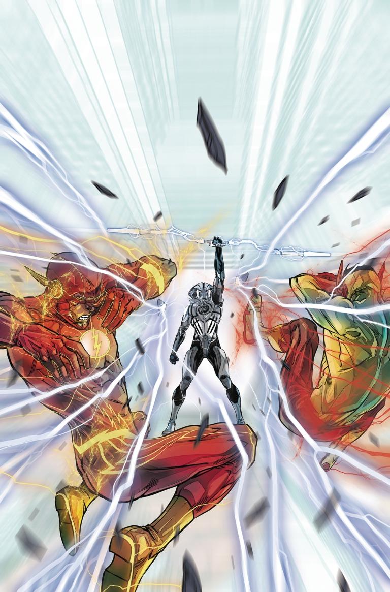 flash #40 (cover a carmine di giandomenico)
