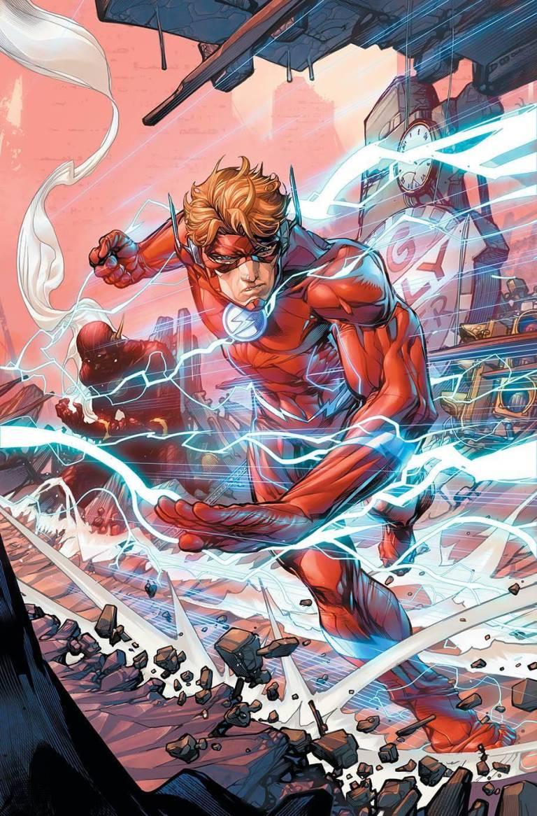 flash #41 (cover b howard porter)