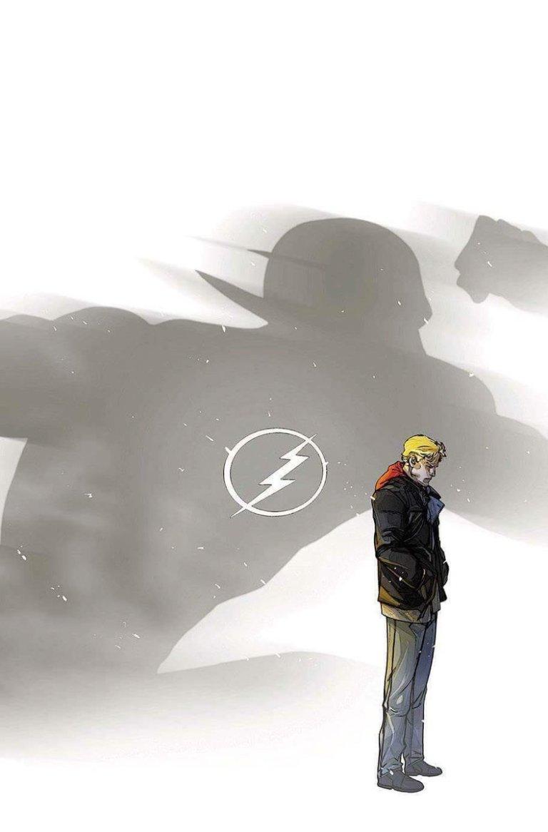 flash #42 (cover a carmine di giandomenico)
