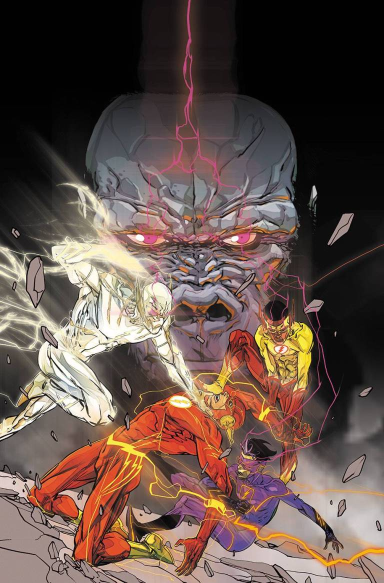 flash #43 (cover a carmine di giandomenico)
