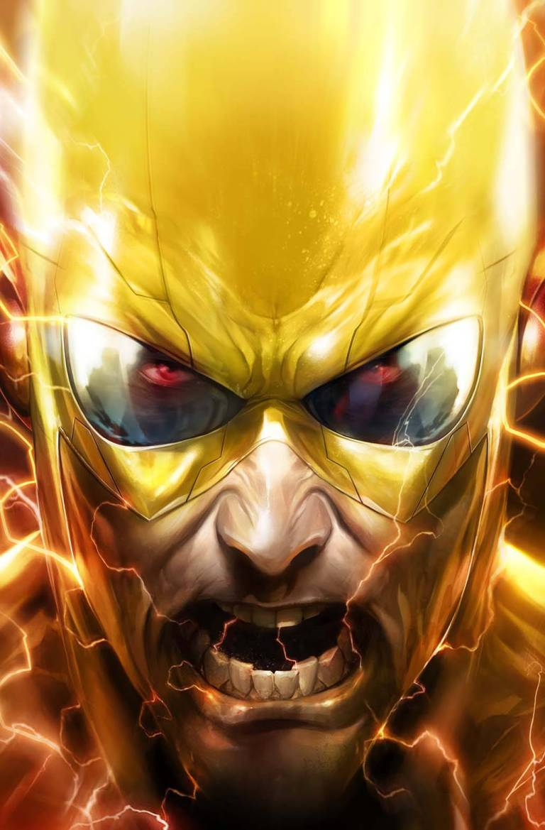 flash #46 (cover b francesco mattina)