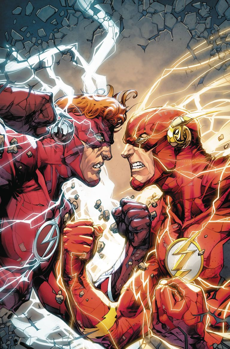flash #47 (cover a howard porter)