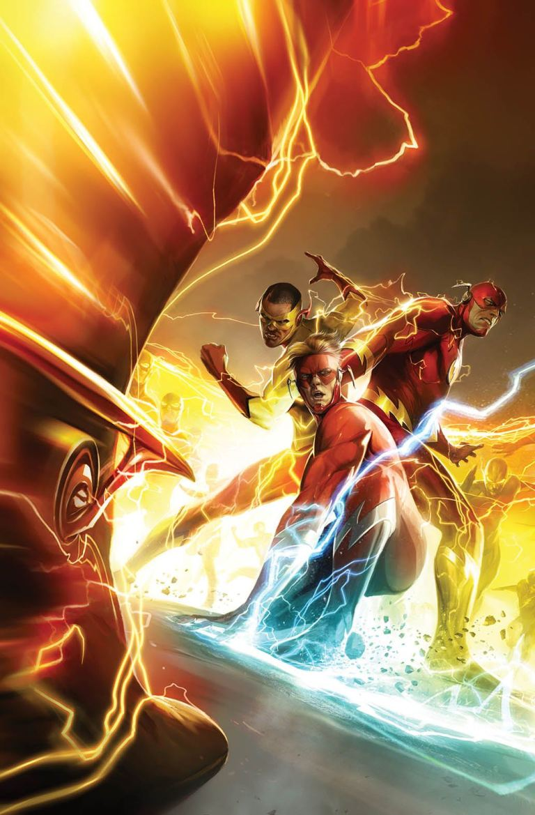 flash #47 (cover b francesco mattina)