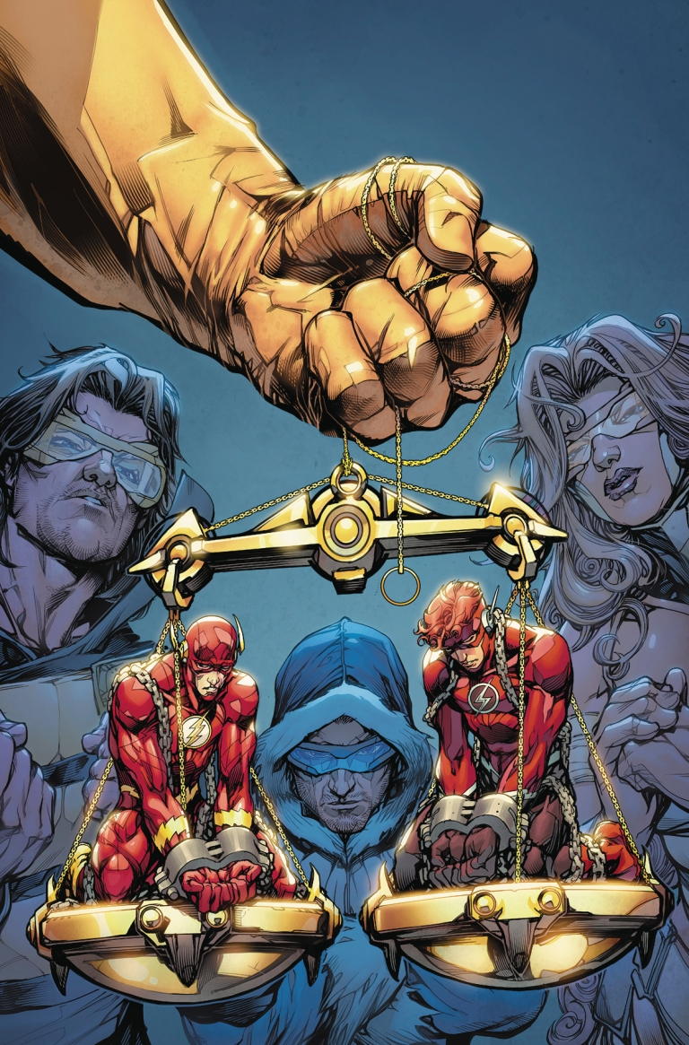 flash #48 (cover a howard porter)