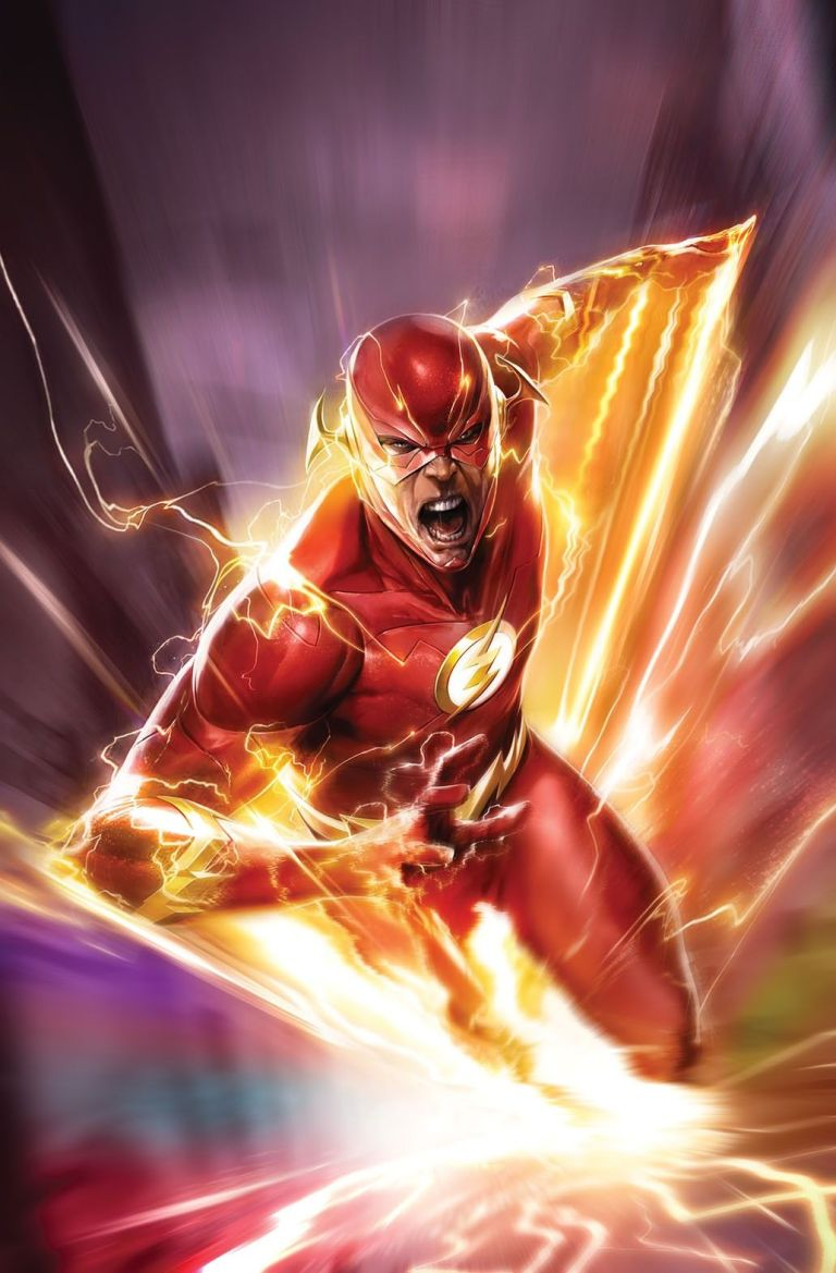 flash #48 (cover b francesco mattina)