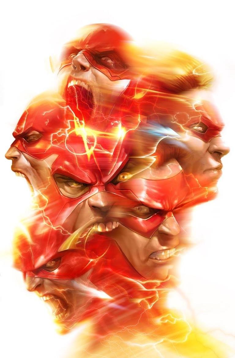 flash #50 (cover b francesco mattina)
