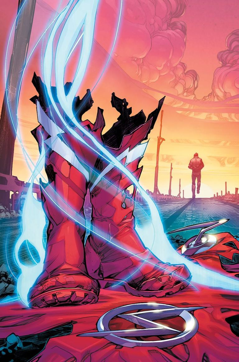 flash #51 (cover a howard porter)