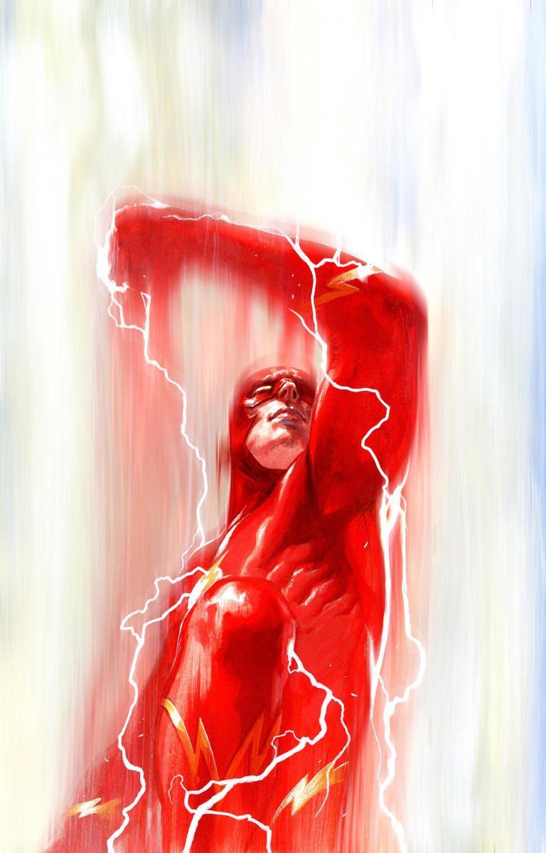 flash #52 (cover b gabriele dell'otto)