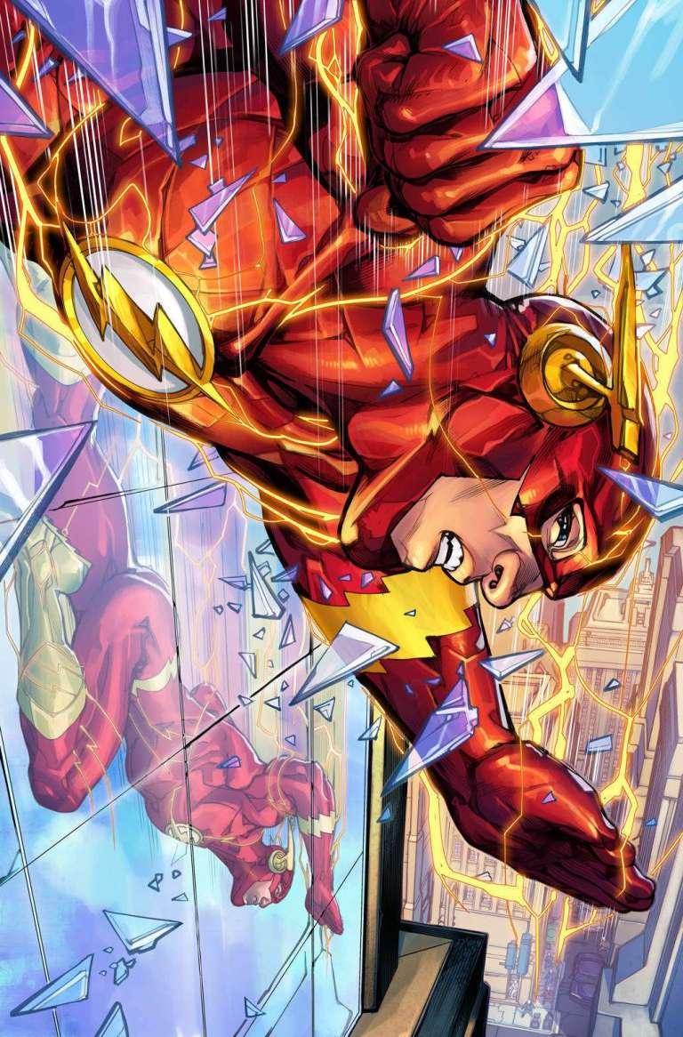 flash #54 (cover b howard porter)