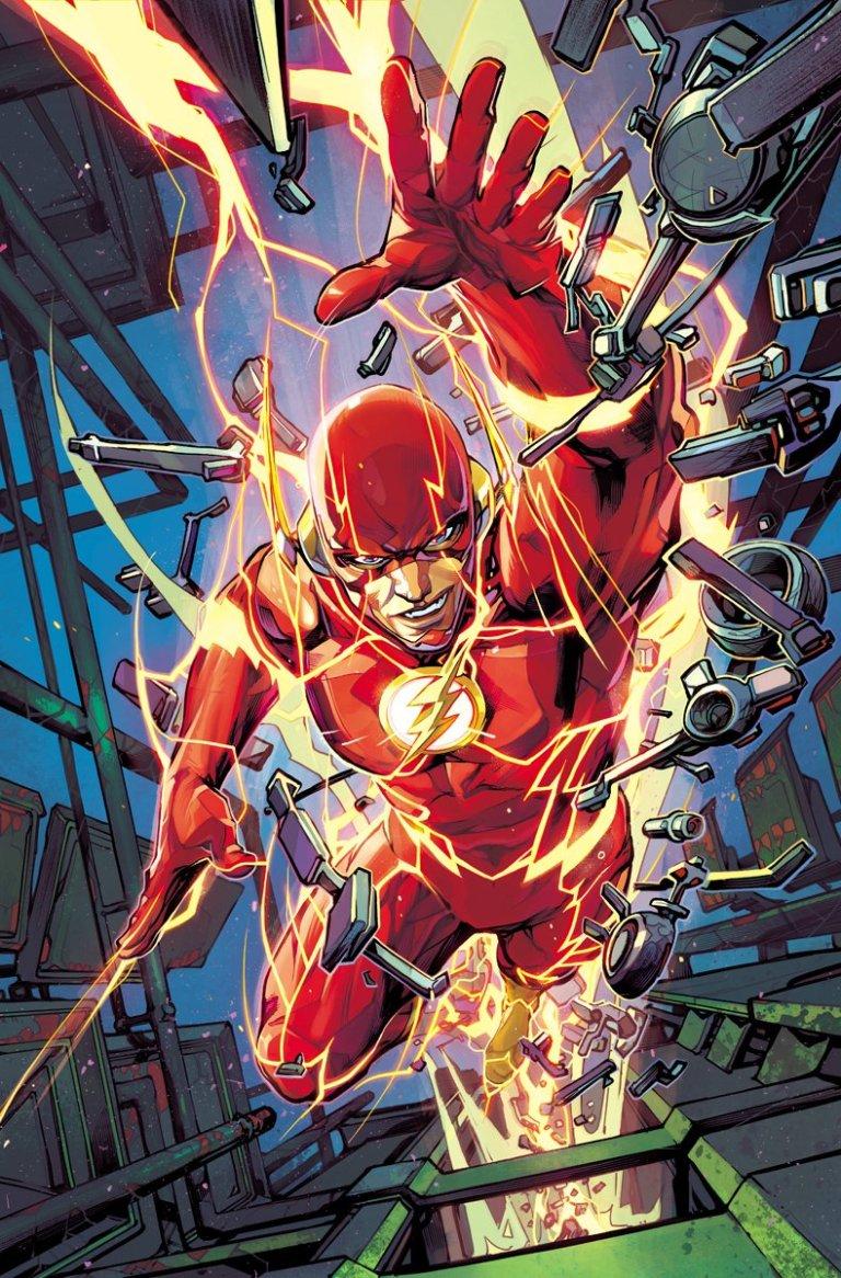 flash #56 (cover b howard porter)