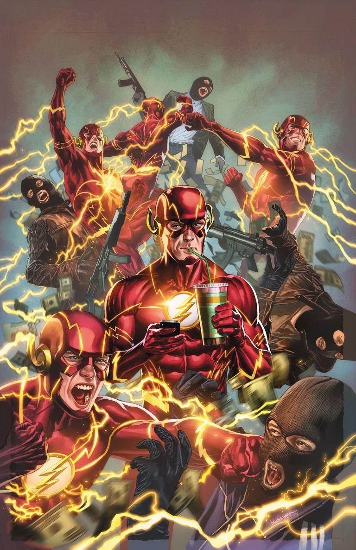 flash #57 (cover b howard porter)