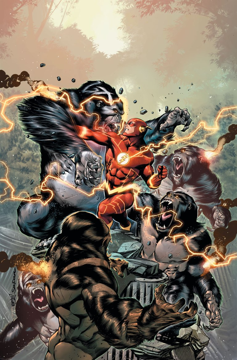 flash #58 (cover a rafa sandoval & jordi tarragona)