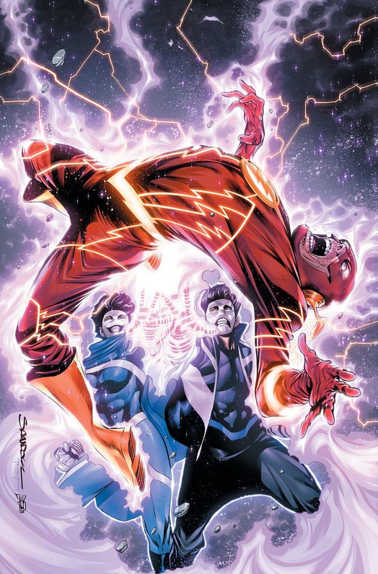 flash #59 (cover a rafa sandoval & jordi tarragona)