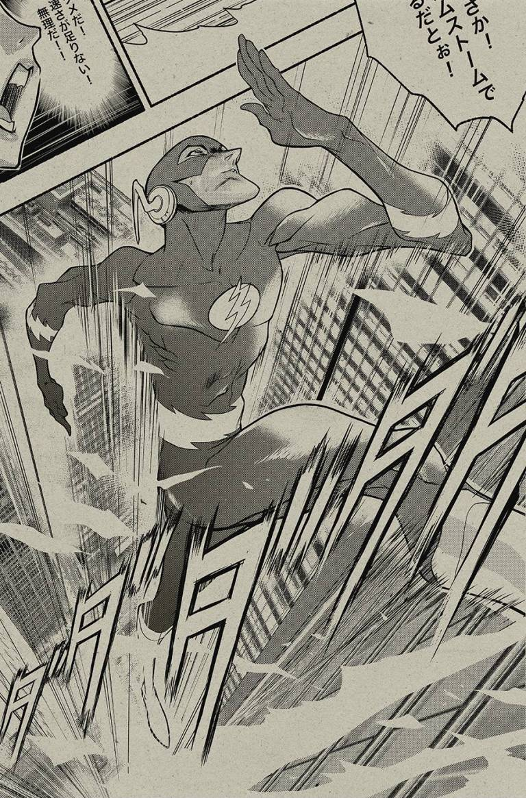 flash #59 (cover b karl kerschl)