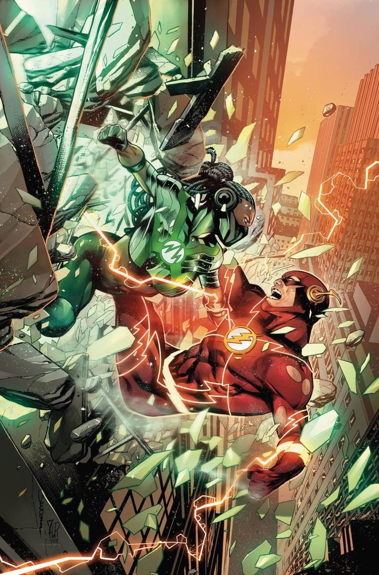 flash #60 (cover a rafa sandoval & jordi tarragona)