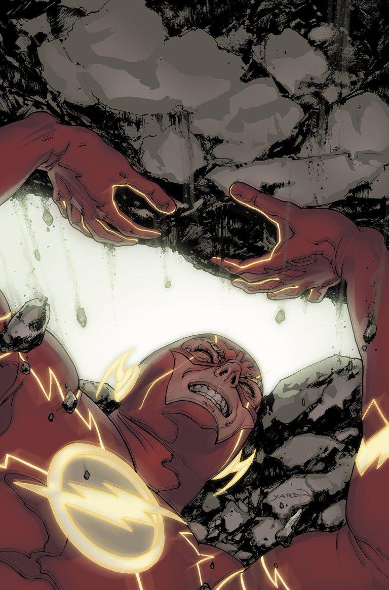 flash #61 (cover a david yardin)