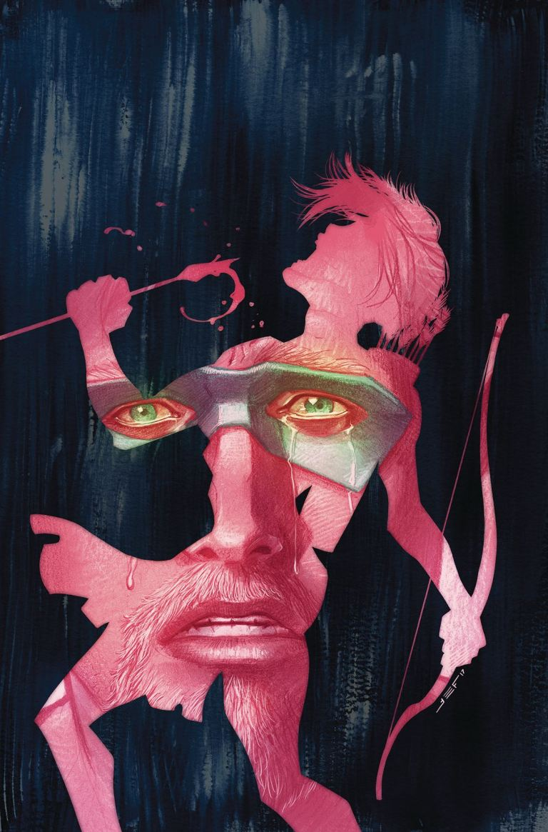 green arrow #37 (cover a juan ferreyra)