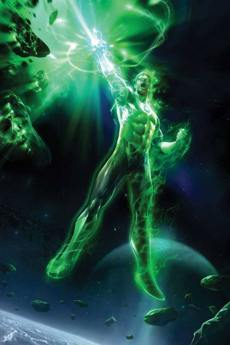green lantern #2 (cover b francesco mattina)