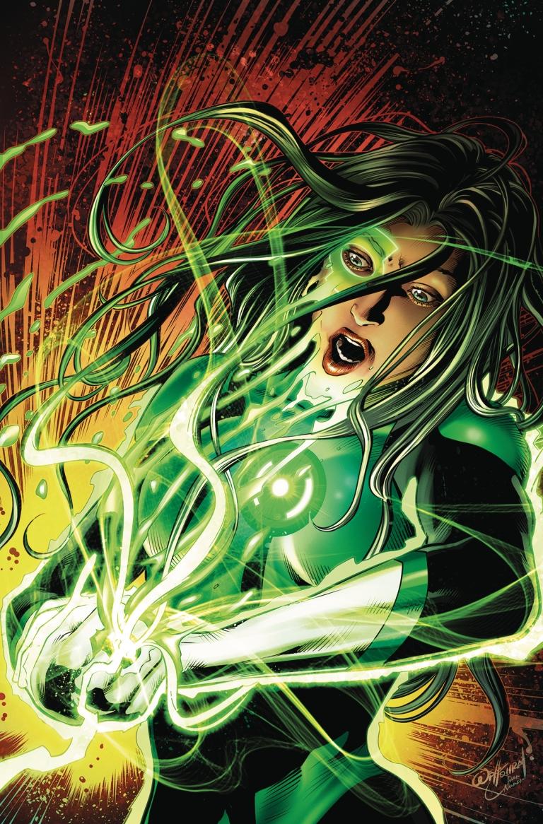 green lanterns #44 (cover a will conrad)