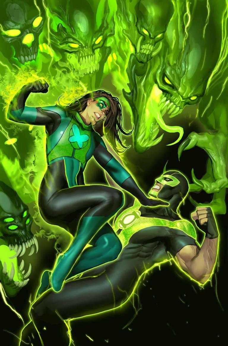 green lanterns #47 (cover a stjepan sejic)