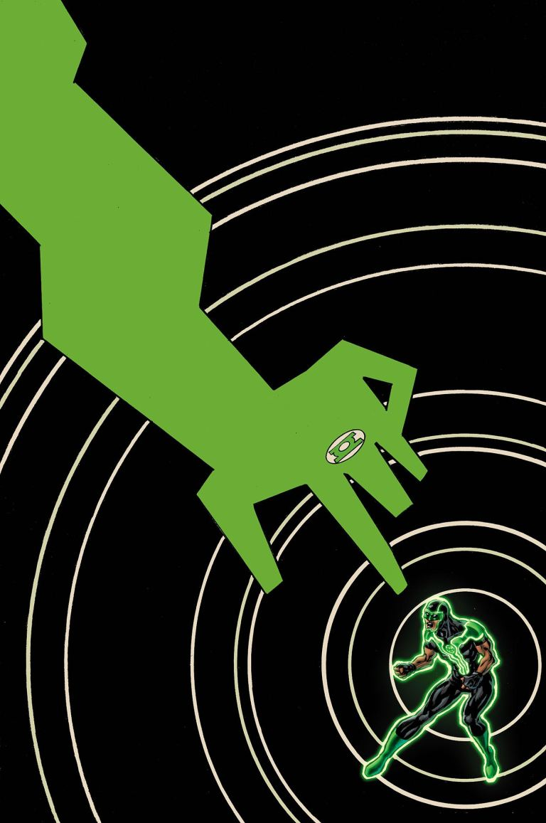 green lanterns #53 (cover a mike perkins)