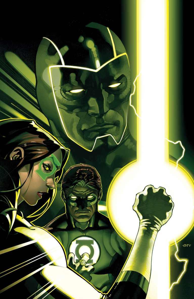 green lanterns #53 (cover b chris stevens)